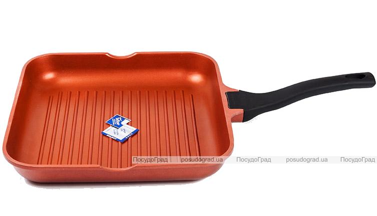 Сковорода-гриль Bergner Spark 28х28см