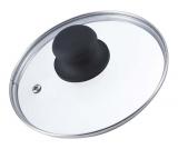 Крышка стеклянная BELLINI Bergner для кухонной посуды Ø24см