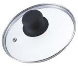 Крышка стеклянная BELLINI Bergner для кухонной посуды Ø26см