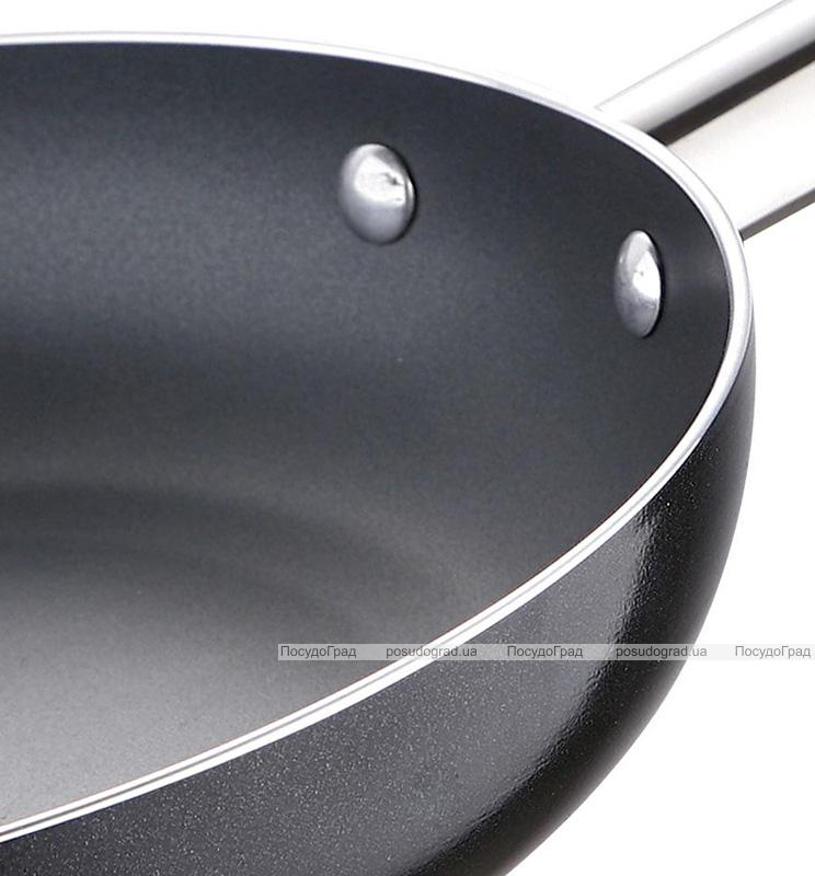 Сковорода Bergner ProChef Ø30см индукционная с антипригарным покрытием