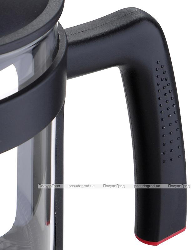 Френч-пресс Bergner Black Style 600мл