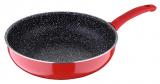 Сковорода Bergner Bellini Red Ø28см емальована з антипригарним покриттям