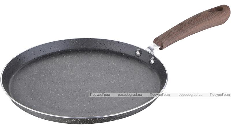 Блинная сковорода Bergner Eterna Whitford Ø25см с антипригарным покрытием