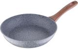 Сковорода Bergner Granito Ø28см алюминиевая с антипригарным покрытием