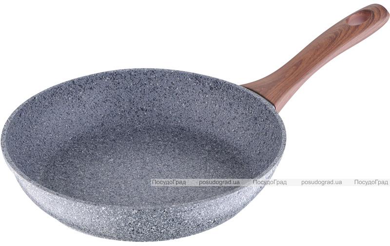 Сковорода Bergner Granito Ø28см алюмінієва з антипригарним покриттям