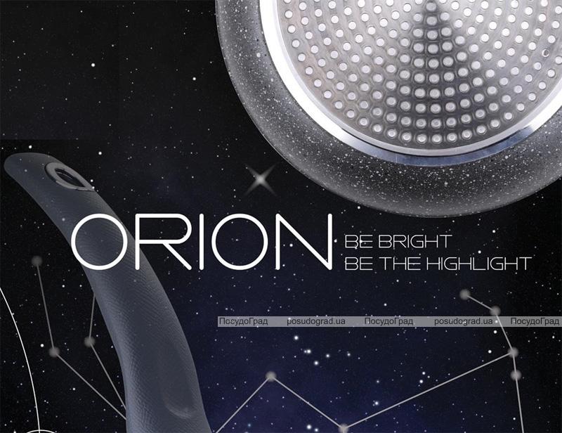 Блинная сковорода Bergner ORION Ø24см индукционная с антипригарным покрытием