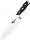 Нож поварской Bergner Lily Dale 20см, нержавеющая сталь