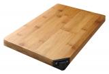 Доска разделочная Bergner Natural Life 33х23см бамбук с точилкой