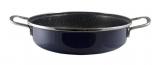 Сотейник Bergner Habitex Ø24см (1.8л) эмалированный с антипригарным покрытием