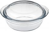 Кастрюля Bergner San Ignacio из жаропрочного стекла 1.6л с крышкой 0.5л