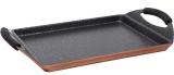 Противень для гриля Infinity Chefs 30х23см полная индукция с антипригарным покрытием