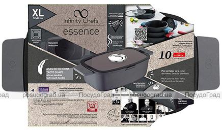 Гусятниця Infinity Chefs Essence 21х20х11, повна індукція, з аромакришкою