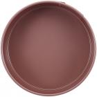 Форма для выпечки Infinity Chefs Vita разъемная Ø25см, розовое золото