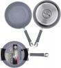 Сковорода Bergner Master Pro San Ignacio Ø24см індукційна з антипригарним покриттям