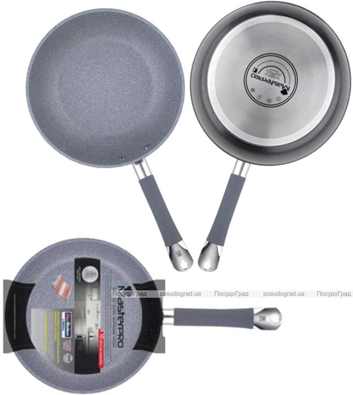 Сковорода Bergner Master Pro San Ignacio Ø24см индукционная с антипригарным покрытием
