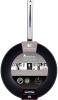 Сковорода-вок MasterPro Foodies Ø28см индукционная с антипригарным покрытием