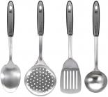 Набор кухонных аксессуаров Bergner Master Pro 4 предмета