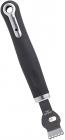 Ніж для цедри MasterPro Foodies 18см з нержавіючої сталі з пластиковою ручкою