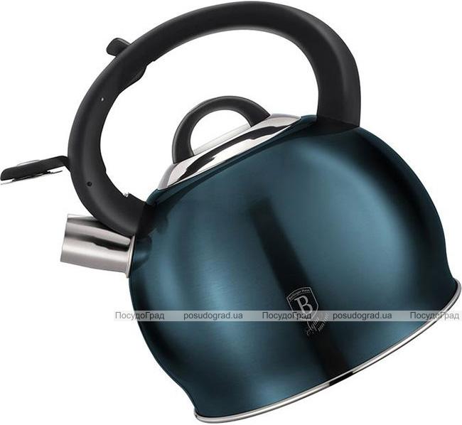 Чайник Berlinger Haus Aquamarine Edition 3л со свистком