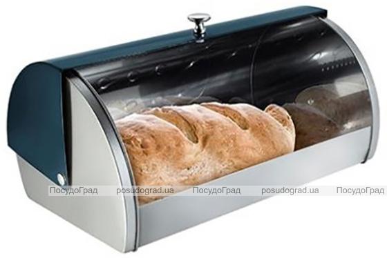 Хлебница Berlinger Haus Aquamarine Edition 38.5х28х18.5см, нержавеющая сталь