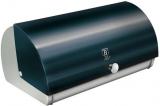 Хлібниця Berlinger Haus Aquamarine Edition 38.5х28х18.5см, нержавіюча сталь