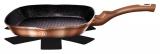 Сковорода-гриль Berlinger Haus Rose Gold 28х28см индукционная с антипригарным покрытием
