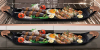 Гриль-панель Berlinger Haus Rose Gold 36х23см индукционная с антипригарным покрытием