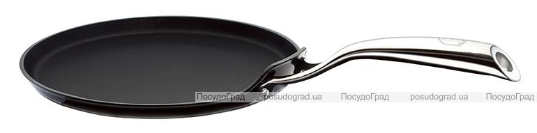 Сковорода блинная Berlinger Haus Black Royal Ø25см, титановое антипригарное покрытие