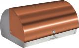 Хлебница Berlinger Haus Rose Gold 38.5х28х18.5см, сталь нержавеющая