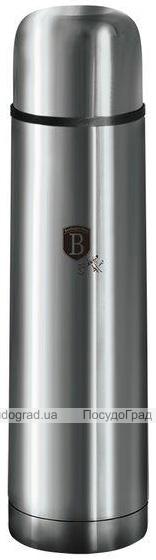 Термос Berlinger Haus Black Silver 1000мл, нержавіюча сталь