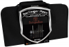 Набір кухонних ножів Berlinger Haus Black Rose з алмазним покриттям на магнітній планці