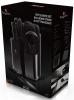 Кухонный набор Berlinger Haus Carbon 5 ножей и кухонные аксессуары, на подставке
