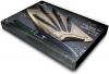 Набір ножів Berlinger Haus Emerald Collection 5 ножів і дошка