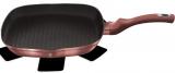 Сковорода-гриль Berlinger Haus I-Rose 28х28см з титановим покриттям