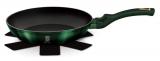 Сковорода Berlinger Haus Emerald Collection Ø24см с титановым покрытием
