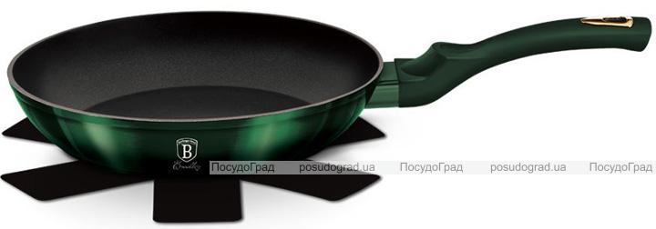 Сковорода Berlinger Haus Emerald Collection Ø28см з титановим покриттям