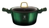 Каструля Berlinger Haus Emerald Collection 2.5л з титановим покриттям