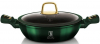 Сотейник Berlinger Haus Emerald Collection Ø28см з титановим покриттям, з кришкою
