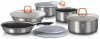 Набор кухонной посуды Berlinger Haus Moonlight Edition 12 предметов