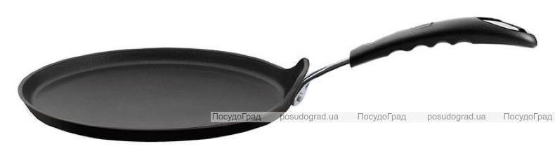 Сковорода блинная Berlinger Haus Black Professional Line Ø25см с титановым покрытием