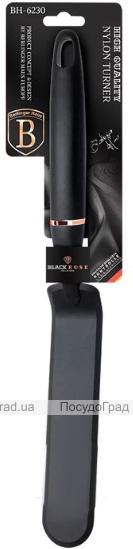 Лопатка Berlinger Haus Black Rose 36см нейлон, черный
