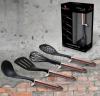 Набір кухонних аксесуарів Berlinger Haus I-Rose нейлон, 4 предмета