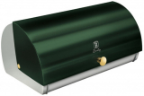 Хлібниця Berlinger Haus Emerald Collection 38.5х28х18.5см, нержавіюча сталь