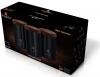 Набір банок Berlinger Haus Ebony Rosewood 3 банки Ø11х17.8см з нержавіючої сталі