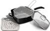 Мульти-сковорода Berlinger Haus Black Professional LineØ 24х24х9см з титановим покриттям