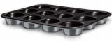 Форма для кексів і маффінів Berlinger Haus Moonlight Edition 35х26.5х3см, 12 осередків