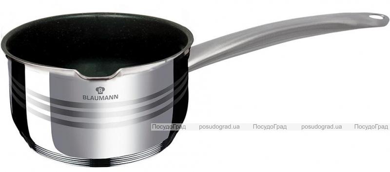Ківш Blaumann Gourmet 3.2л з нержавіючої сталі з мармуровим покриттям