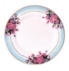 Набор 6 тарелок Da Vinci Royal Garden фарфор Ø19см, закусочная