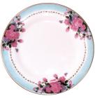 Набор 6 тарелок Da Vinci Royal Garden фарфор Ø27см, подставочная