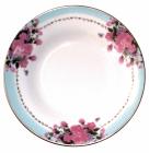 Набор 6 тарелок Da Vinci Royal Garden фарфор Ø22см, суповая
